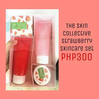The Skin Collective Strawberry