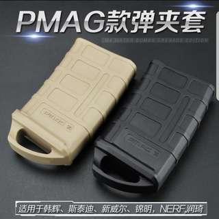 Pmag magazine silicone cover