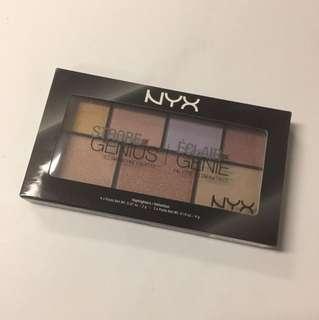 NYX Highlighter Palette