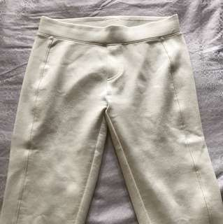 GIORDANO white pants (cotton)