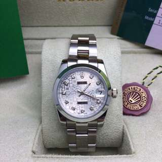 Authentic Rolex watch for women
