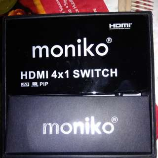MONIKO HDMI 4x1 Switch