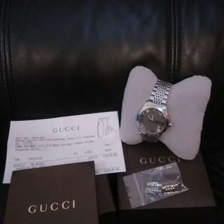 Gucci men watch
