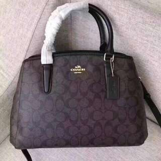 AUTHENTIC COACH MARGOT SIGNATURE LARGE