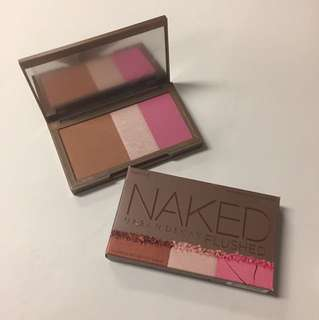 NAKED Flushed -urban Decay