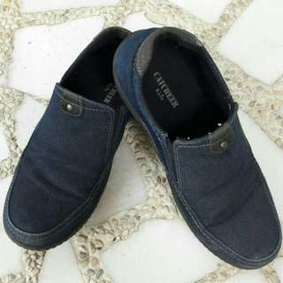Kasual jeans shoes