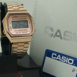 *CASIO DIGITAL STEEL LIMITED EDITION WATCH* (2)