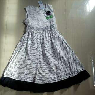 Dress Donita uk 10(freeongkir)