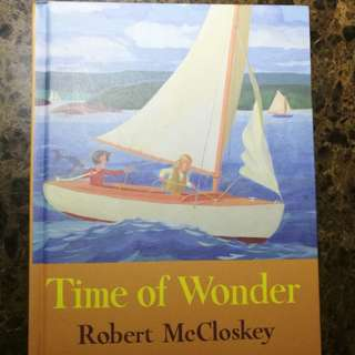 Time of wonder- picture book