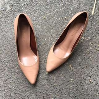 Janylin Blush/Nude Stilettos