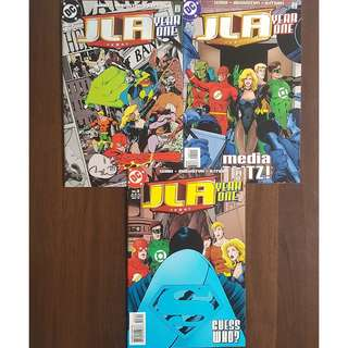 Justice League of America: Year One 1 - 12 complete (1998)