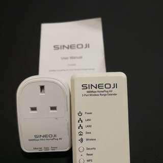 Sineoji Home Plug WiFi 500 mpbs