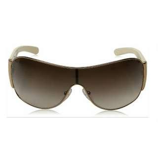 Authentic Prada 57L Sunglasses brown lens vintage style