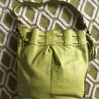 Authentic Fossil Bag