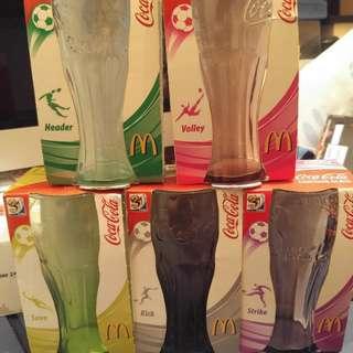 麥當勞2010可樂杯 coca cola