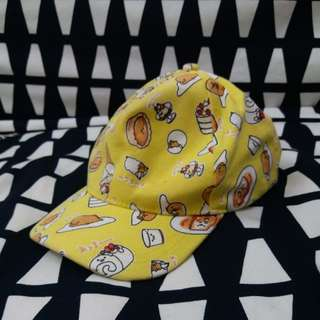 蛋黃哥鴨咀帽