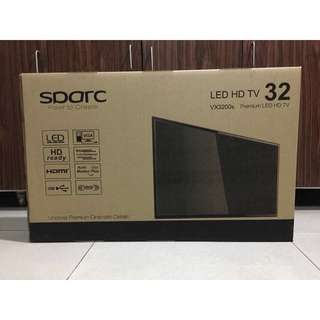 "REPRICED!!! 32"" LED HD TV (Sparc)"