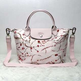 LONGCHAMP SAKURA SMALL TOTE