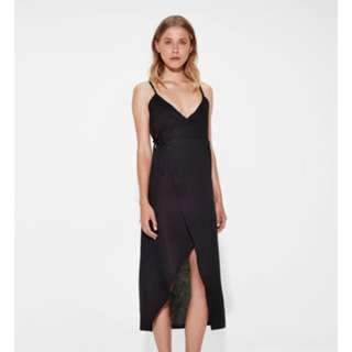 Sir The Label Gigi Wrap Dress