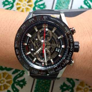 Authentic the TAG Heuer Carrera Calibre