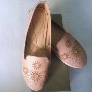 Flat shoes St Yves comfort