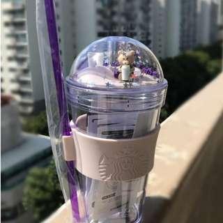 <Instock>Super rare!!Starbucks Korea Bearista Cold Cup Tumbler
