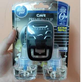 AmbiPur Premium Clip Car Air Perfume