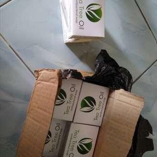 Sabun batang tea tree oil