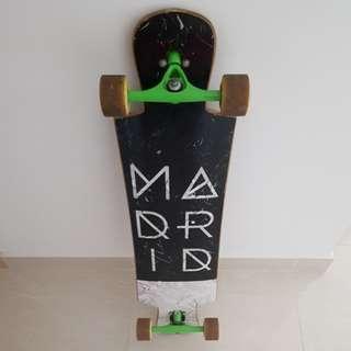 Longboard Madrid