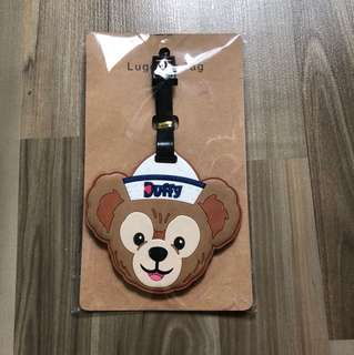 """Duffy"" Luggage Tag"