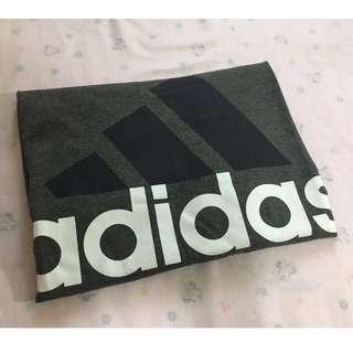 愛迪達 Adidas T 短 男s 深灰 Logo