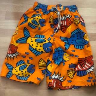 Osh Kosh swimming shorts - Boys 7 years