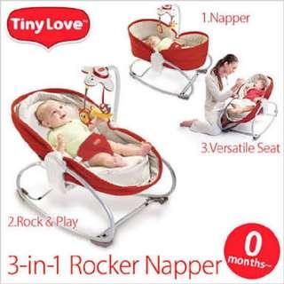 Tiny Love 3 in 1 Rocker Napper