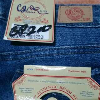New Jeans Denim