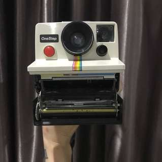 Vintage Polaroid Land Camera SX-70