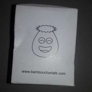 Bamboo Charcoal Doll