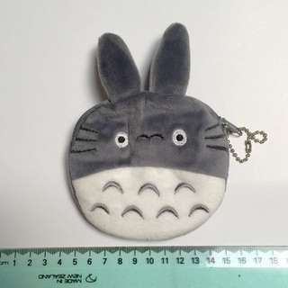 Japanese Anime Totoro Plush Coin Purse