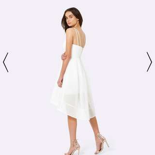 NEW Forever New Mesh Dress