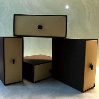 啡色禮物盒