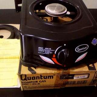 Kompor gas 1 tungku Quantum