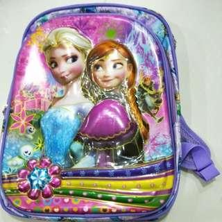 3d frozen bag