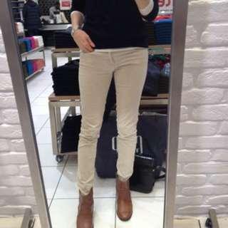 Mango Skinny Pants/Khakis