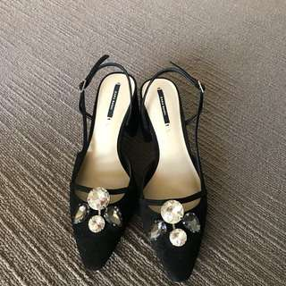 Zara basic shoes size 37