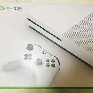 [NEW]: Xbox One 500GB (White)