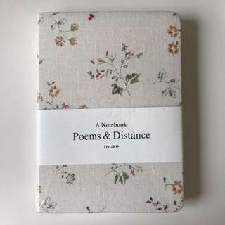 Poems and Distance Notebook