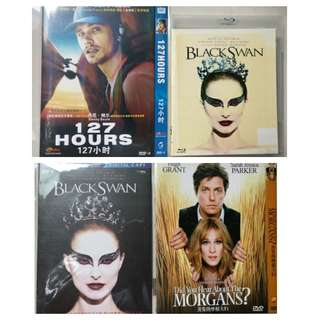 Hollywood movies Blockbusters DVDs
