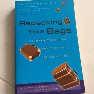 Repacking your bag