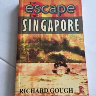 Escape Singapore