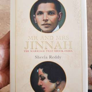 Mr and Mrs Jinnah - the marriage that shook India