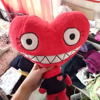 Valentine's gift heart stuffed toy